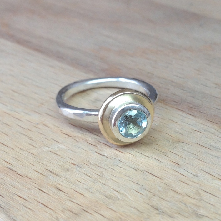 HJ_ARCHIVE_Aquamarine Pod Ring