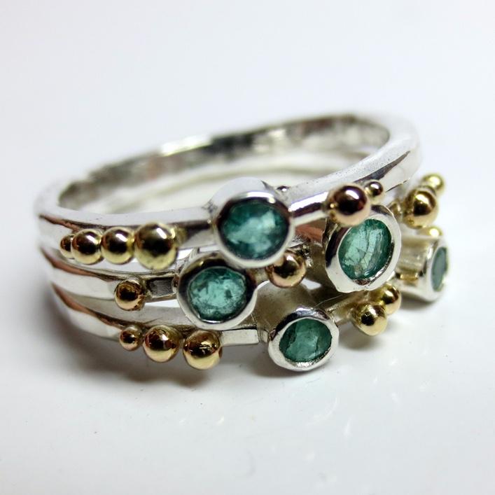 HJ_BEPSOKE_Emerald & Granualtion