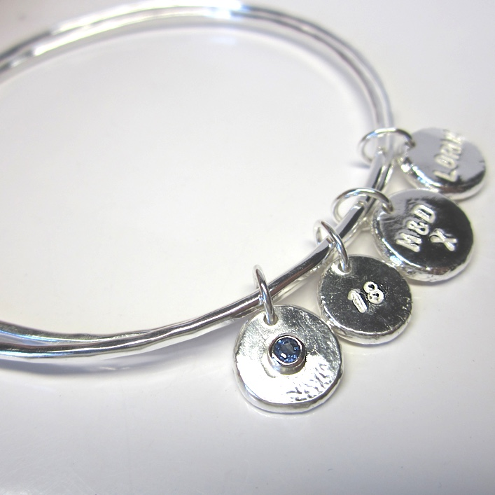 HJ_BESPOKE_18th B'day P8 Bangle