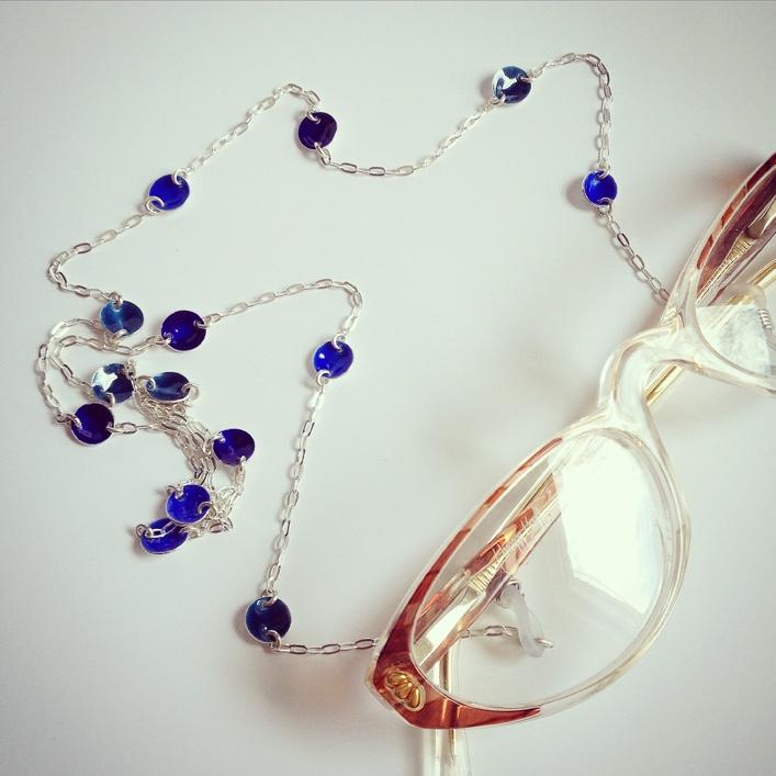 HJ_BESPOKE_Enamel Glasses Chain