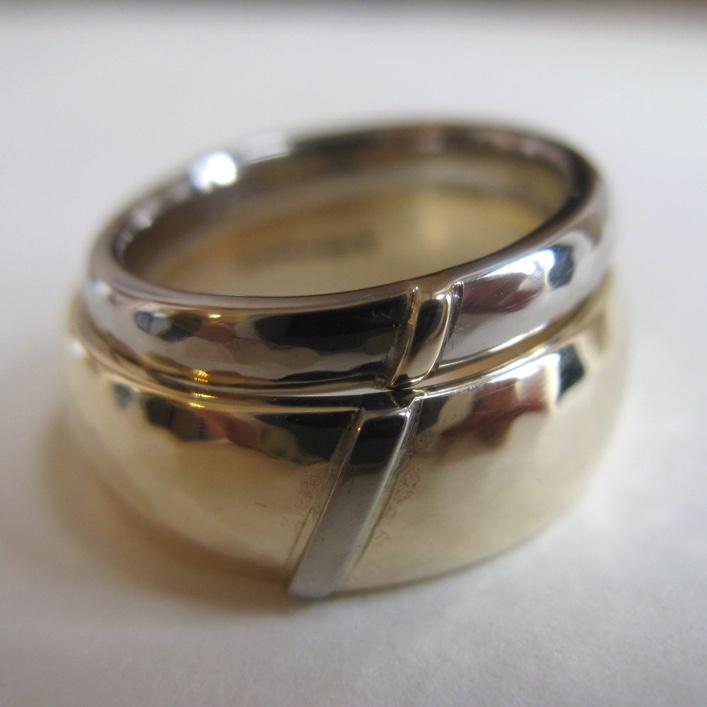 HJ_BESPOKE_Gold Wedding Bands1