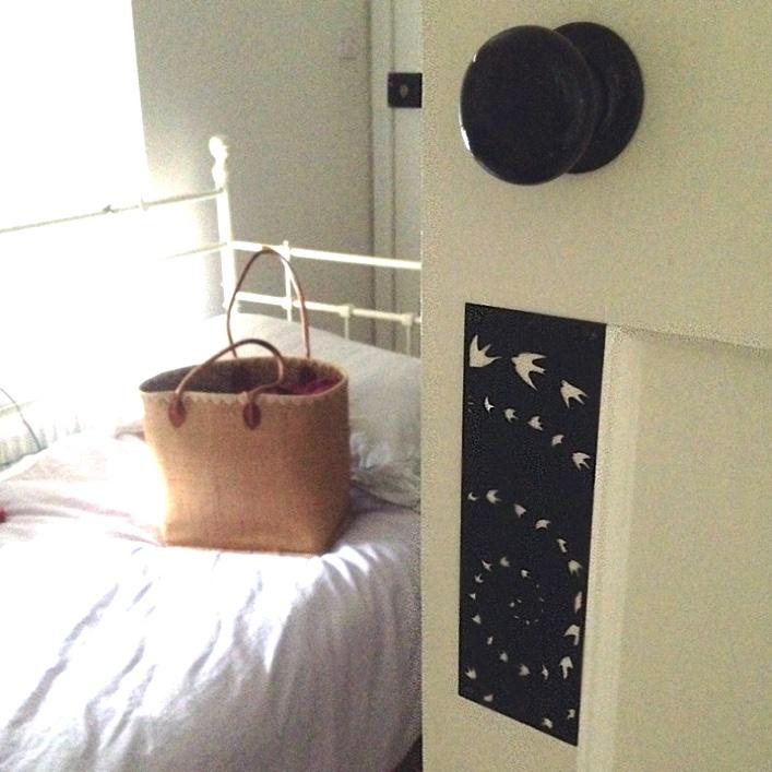 HJ_BESPOKE_Guest Bedroom Doorplate