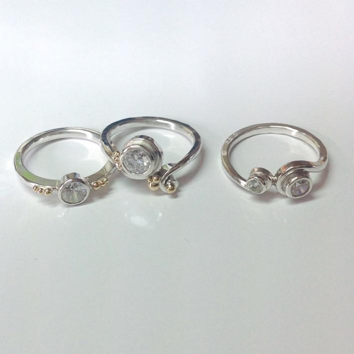 HJ_BESPOKE_Silver, 9ct and Diamond