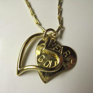 HJ_BESPOKE_Heart of Gold Pendant