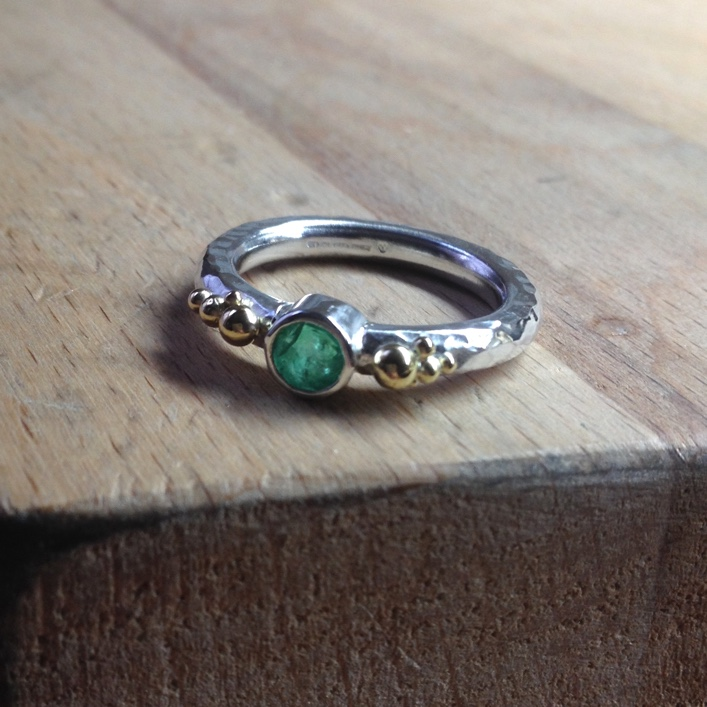 HJ_BESPOKE_Emerald Ring