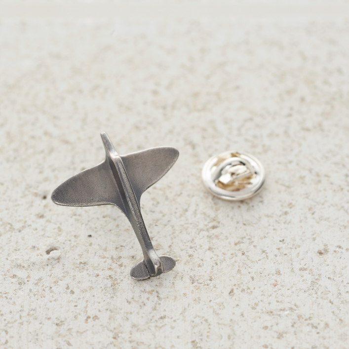 Tie Pin-Spitfire-Large
