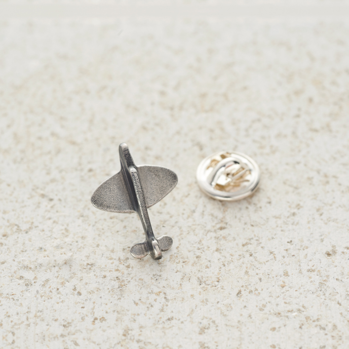 Tie Pin-Spitfire-Small