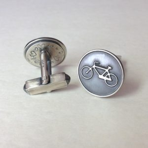 HJ_BESPOKE_Bike Cufflinks