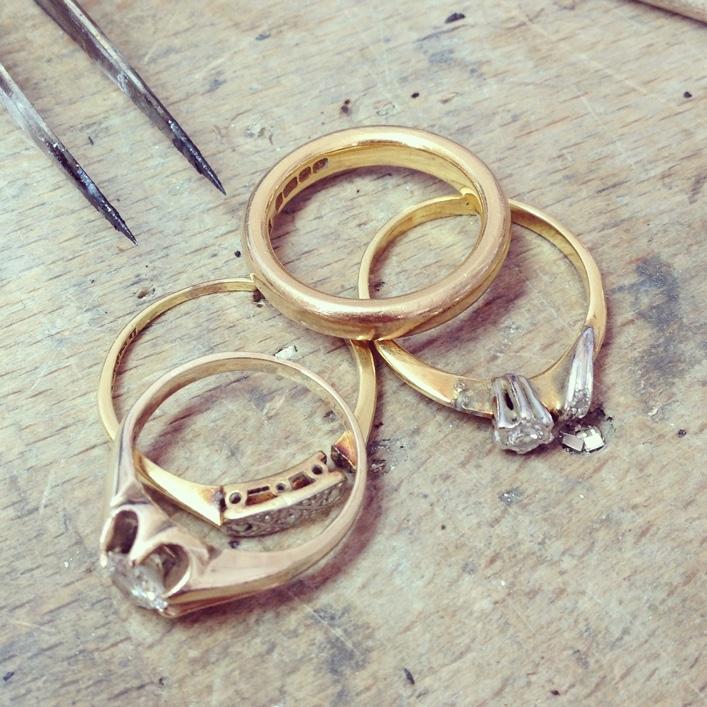 HJ_BESPOKE_Inherited Diamond Pod Rings 3