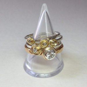 HJ_BESPOKE_Inherited Diamond Pod Rings 4