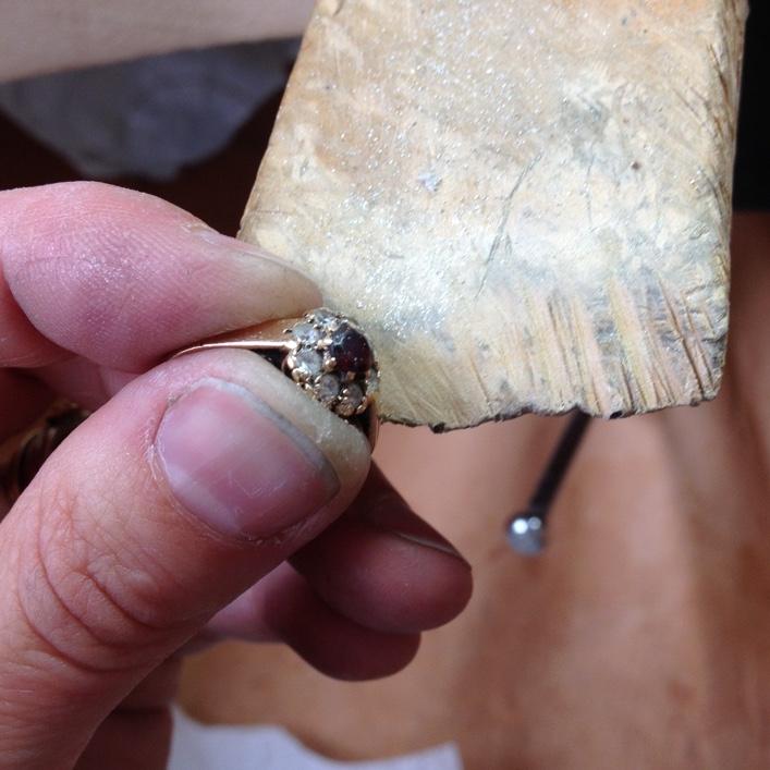 HJ_BESPOKE_Inherited Garnet&Diamond Pod Stack6