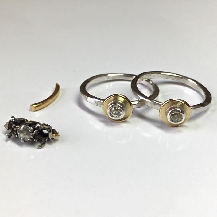 HJ_BESPOKE_gold_diamond_pod_rings