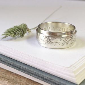 Silver & Gold Rings
